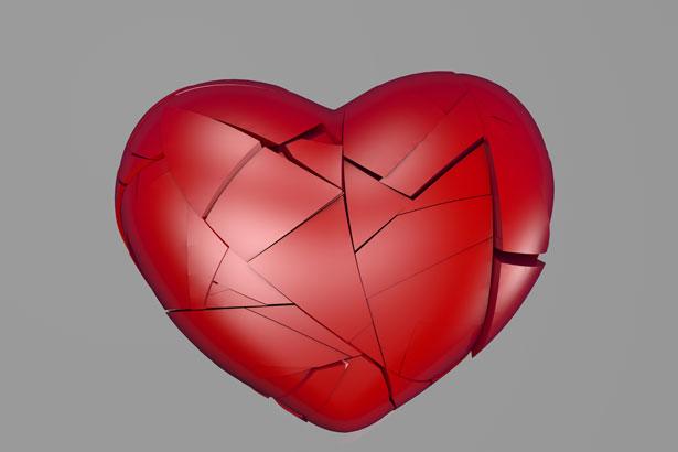 Christ is the healer of any broken heart...